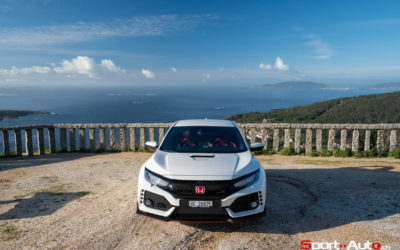 ROADTRIP – 6'000KM EN HONDA CIVIC TYPE R – ÉPISODE 2/3