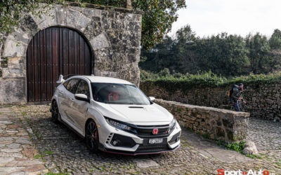 ROADTRIP – 6'000KM EN HONDA CIVIC TYPE R – ÉPISODE 1/3