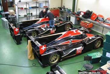 Rebellion Racing – En route pour Sebring