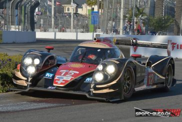 ALMS – Rebellion Racing 2ème Long Beach