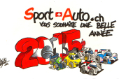 Sport-Auto.ch wishes you a Happy New 2015!