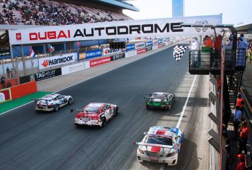 Black Falcon takes third overall win in Hankook 24H DUBAI with Mercedes-Benz