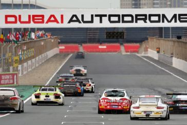 A record 95 cars on the grid for the tenth anniversary edition Hankook 24H DUBAI