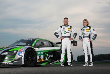 YACO Racing to stick with Audi for the 2015 ADAC GT Masters
