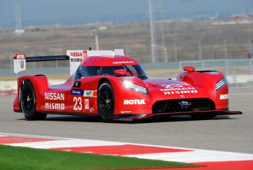 Nissan: Taking on the best in the world