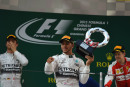 Hamilton remet les choses au point  au GP de Chine, Grosjean et les Sauber dans les points