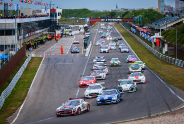 12h Zandvoort – Hofor Racing third after the first 3 hours