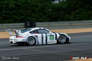#92– Patrick Pillet (F/CH) - Porsche Team Manthey
