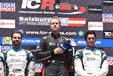 TCR – New podium for Stefano Comini