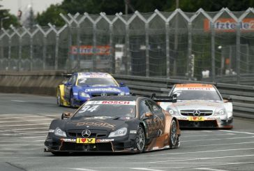 DTM – Youngster Wehrlein extends range of success for Mercedes-Benz