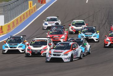 TCR – Stefano Comini win his third race in 2015