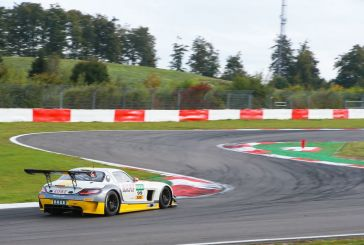 CarCollection and ROWE Racing in ADAC GT Masters with Mercedes-Benz at Nürburgring