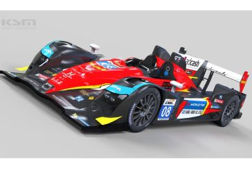 Race Performance en Asian Le Mans Series