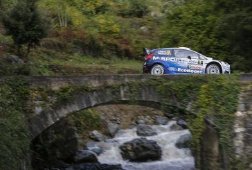 WRC – Evans Claims career best in Corsica