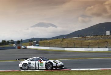 FIA WEC – Porsche Team Manthey well prepared for race at Mount Fuji