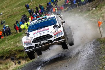 WRC – Evans salvages sixth on home soil