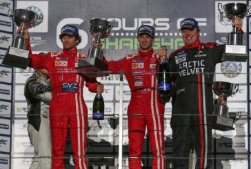 FIA WEC – Rebellion Racing champion LMP1 privée