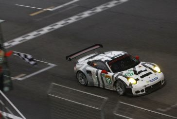 FIA WEC – Third win of the season for Porsche 911 RSR – titles to be decided at finale