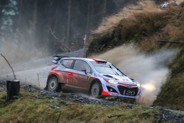 WRC –  Hyundai Motorsport concludes competitive second season with final push in Wales