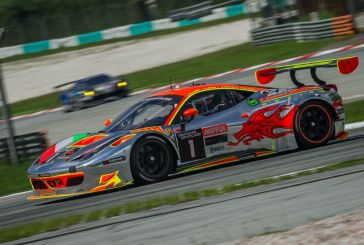 Changeable weather conditions foretaste for Sepang 12 Hours