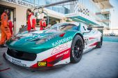 Kaspersky Motorsport team comes 4th in GENT class in the Gulf 12 Hours Endurance Race