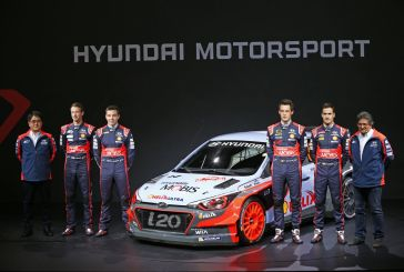 Hyundai Motorsport unveils New Generation i20 challenger ahead of third WRC season