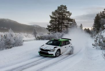 ŠKODA Motorsport returns to Sweden in the World Rally Championship after 11-year absence