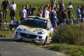 Opel to support three young Star in ERC Junior