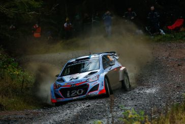 Hyundai Motorsport confirms first 2016 WRC events for Kevin Abbring in Portugal and Italy