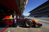 GP2 –  Pierre Gasly ends on top on Day 3