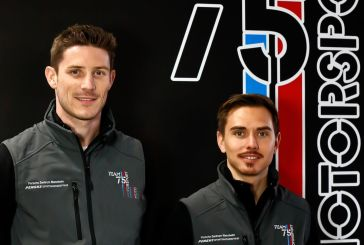 KÜS Team75 Bernhard with speedy pair of drivers in the ADAC GT Masters