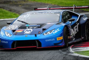 Large-scale operation for Attempto Racing in Monza