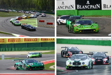 Legendary Monza 'Temple of Speed' hosts first Endurance race of 2016 Blancpain GT Series