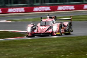 Car # 13 / REBELLION RACING / CHE / Rebellion R-One - AER / Mathéo Tuscher (CHE) / Dominik Kraihamer (AUT) / Alexandre Imperatori (CHE) - WEC 6 Hours of Silverstone - Silverstone Circuit - Towcester, Northamptonshire - UK  -