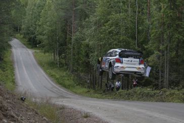 Time for lift-off! Volkswagen drivers in top form ahead of the Rally Finland