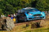 M-Sport – Østberg secures sixth in Germany