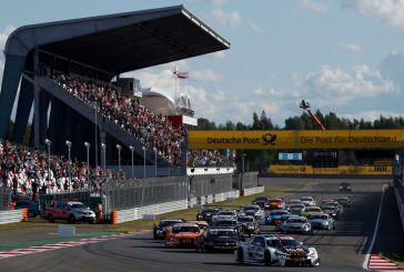 The summer break is over – DTM regains momentum at the Moscow Raceway