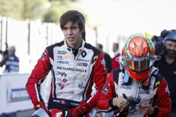 Eurocup Formula Renault 2.0 – Another podium for Hugo de Sadeleer