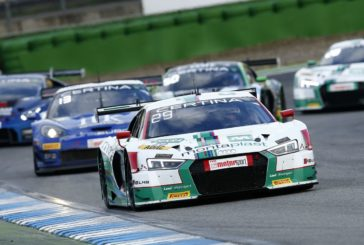 Connor De Phillippi and Christopher Mies win 2016 ADAC GT Masters