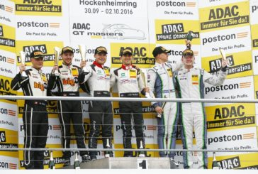 ADAC GT Masters – Fourth win of season for Jahn/Estre – De Phillippi/Mies on course for title