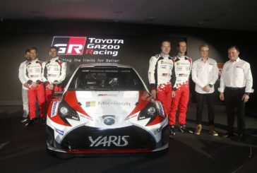 Toyota Gazoo Racing WRC eager to get started