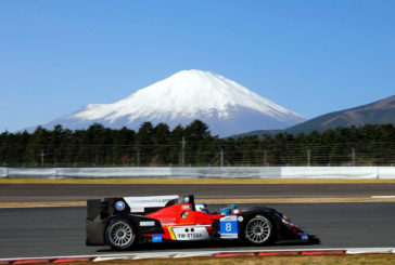 Asian Le Mans Series – Race Performance claims victory at 4 Hours of Fuji