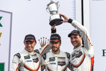 New 911 RSR takes second place at race debut – victory for 911 GT3 R