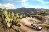 Toyota Gazoo Racing WRT drivers in top eight after a challenging opening day in Mexico