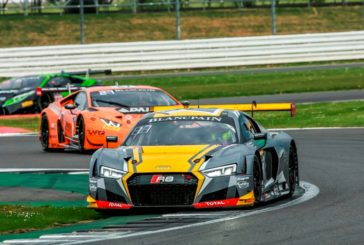 More disappointment for the Belgian Audi Club Team WRT in the Endurance Cup at Silverstone