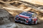 WRC – Craig Breen in the thick of it !