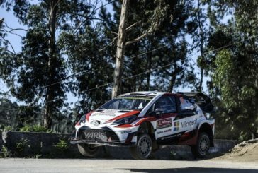 WRC – A twist at the end of friday on a demanding rally of Portugal