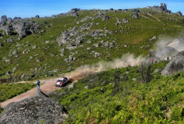 WRC – All three Toyota Yaris WRCs fighting fot a strong finish to rally Portugal
