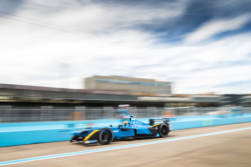 09 BUEMI Sebastien (che) Formula E team Renault E.DAMS action during the 2017 Formula E championship, at Berlin, Germany, from june 9 to 11 - Photo Antonin Vincent / DPPI