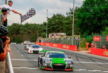 The Belgian Audi Club Team WRT reopens the game in the Sprint Cup with a double win and four podium finishes at home race in Zolder
